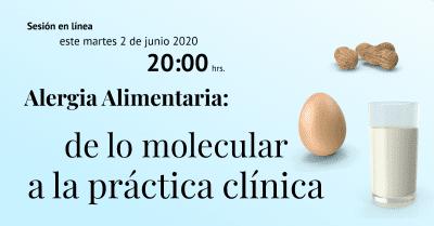 Alergia alimentaria: de lo molecular a la práctica clínica